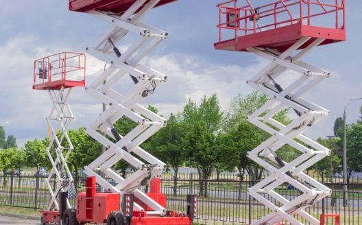 Käär-, poom-, teleskoop- ja masttõstuki käitaja kursus
